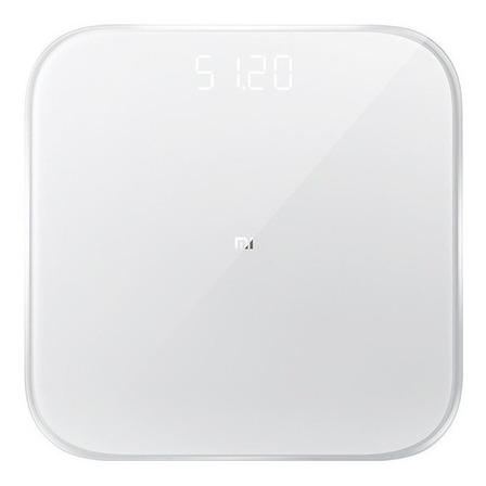 Balanza digital Xiaomi Mi Smart Scale 2 blanca, hasta 150 kg