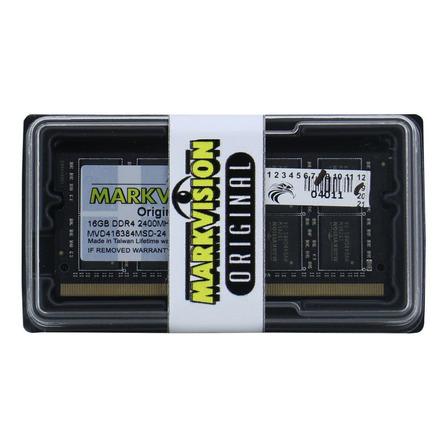 Memória RAM  16GB 1 Markvision MVD416384MSD-24