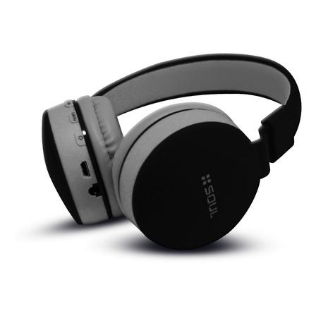 Auriculares inalámbricos Soul S600 negro y gris