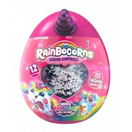 Rainbocorns Mini Huevo Peluche Unicornio Sorpresa Wabro 9204