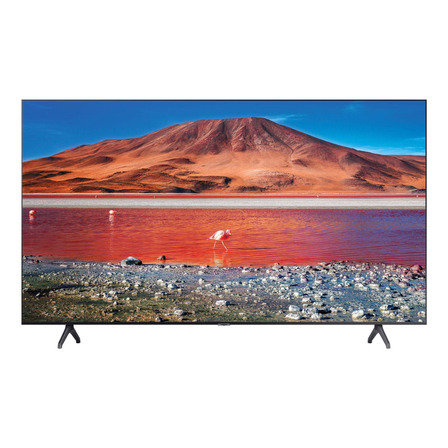 "Smart TV Samsung Series 7 UN50TU7000GCZB LED 4K 50"" 220V - 240V"