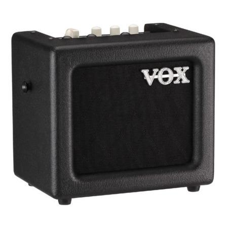 Amplificador VOX Mini3 G2 Combo 3W negro 220V