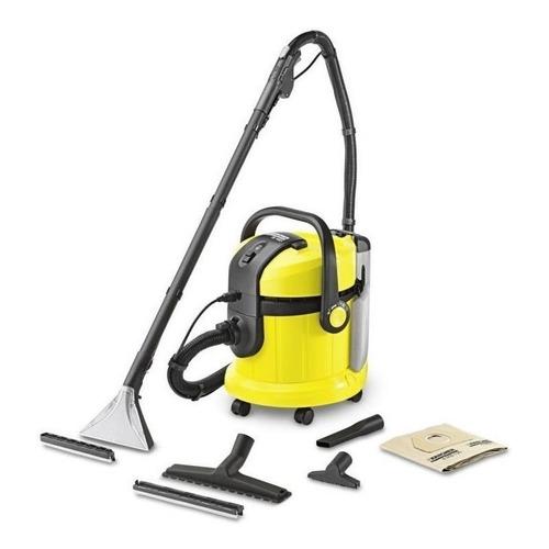 Aspiradora industrial Kärcher Home & Garden SE 4001 20L  amarilla y negra 220V-240V