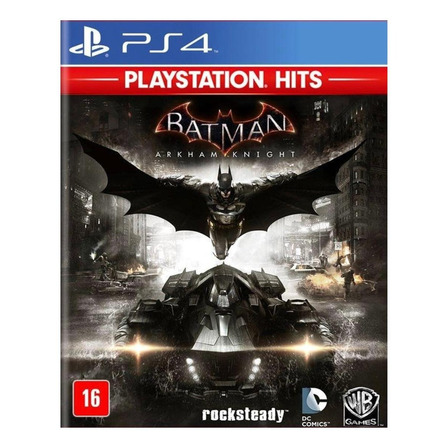 Batman: Arkham Knight Standard Edition Digital PS4 Warner Bros.