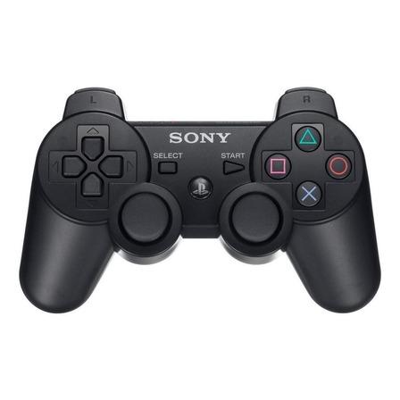 Controle joystick sem fio Sony Dualshock 3 black