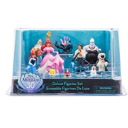 La Sirenita Disney Deluxe Set Original