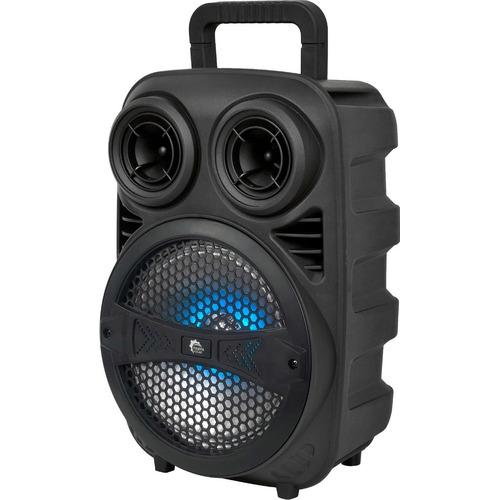 Parlante Karaoke Bluetooth Pampa + Microfono+ Control Remoto