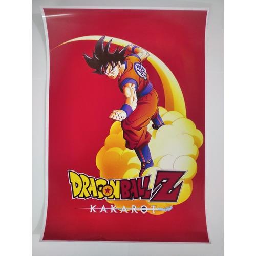Poster Lamina Dragon Ball Varios Modelos