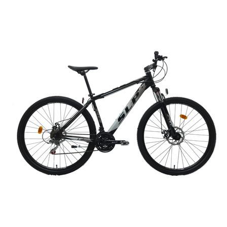 Mountain bike SLP 10 Pro R29 21v frenos de disco mecánico cambios Shimano Tourney TZ400 y Shimano Tourney TZ500 color negro