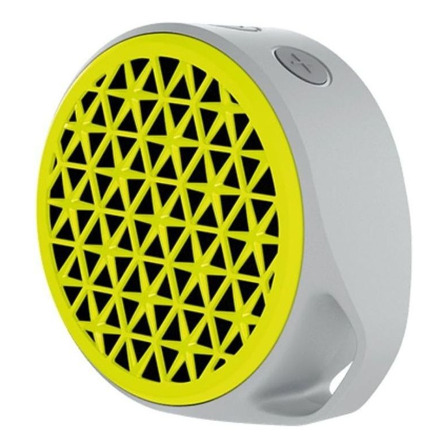Parlante Logitech X50 portátil con bluetooth amarillo
