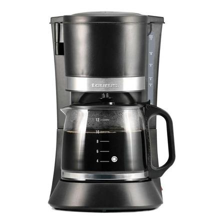 Cafetera Taurus Coffeemax 12 semi automática negra de goteo 120V