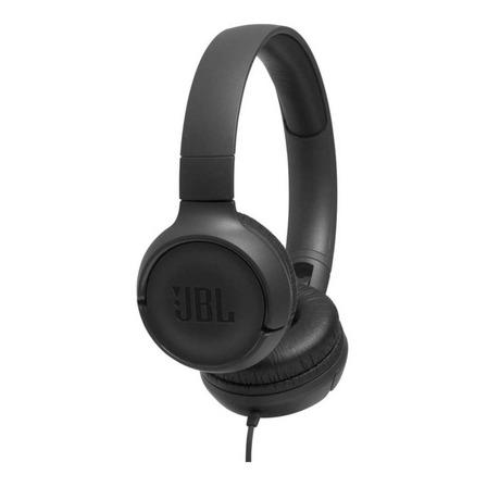 Fone de ouvido on-ear JBL Tune 500 preto