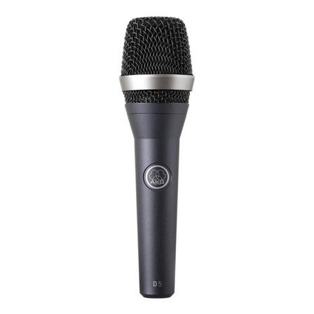 Micrófono AKG D5 dinámico  supercardioide