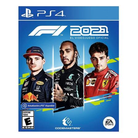 F1 2021 Standard Edition EA Swiss Sarl PS4 Digital
