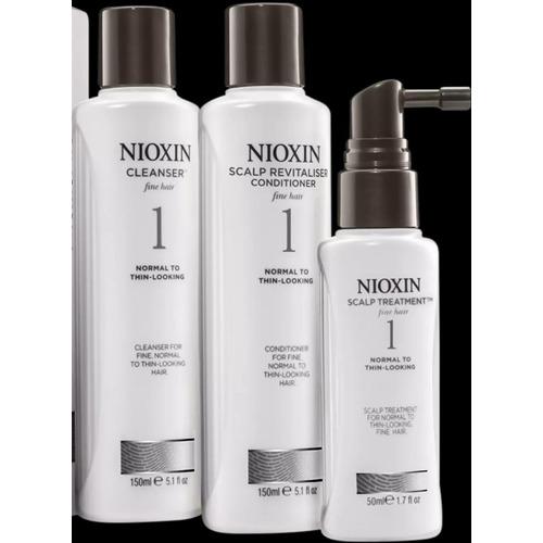 Nioxin.. Combo Oferta  Tratamiento 1 Completo
