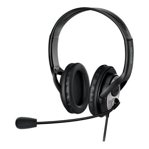 Auriculares Microsoft LifeChat LX-3000 negro