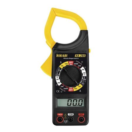 Alicate amperímetro digital Hikari HA-266 1000A