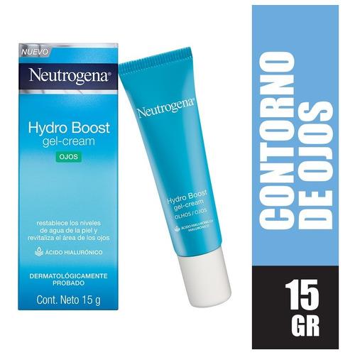 Gel Hidratante Para Ojos Hydro Boost Neutrogena Gel Cream