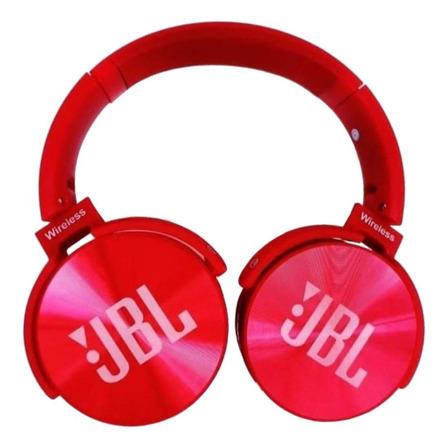 Fone de ouvido sem fio JBL Everest JB950 vermelho