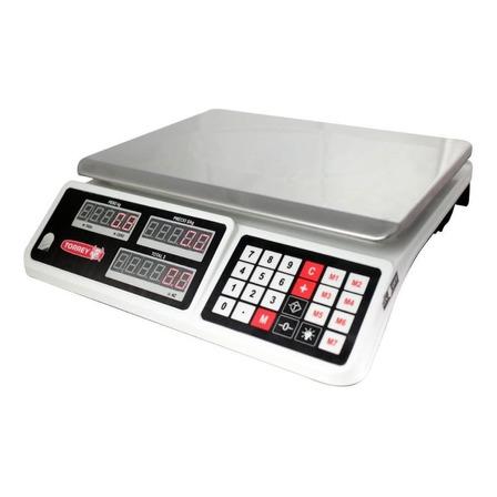 Báscula comercial digital Torrey SXT-30 30kg 110V