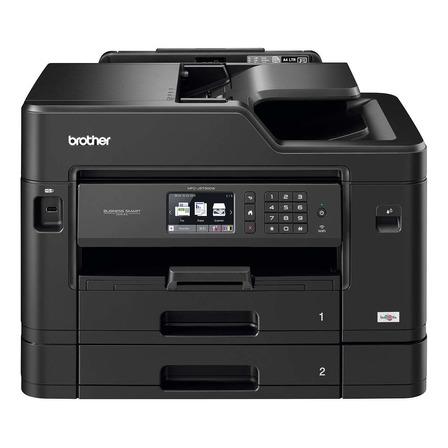 Impresora a color multifunción Brother Business Smart Pro MFC-J6730DW 220V - 240V negra