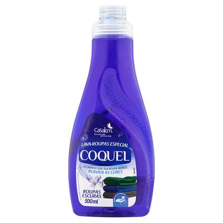 Sabão líquido Coquel Roupas Escuras frasco 500ml