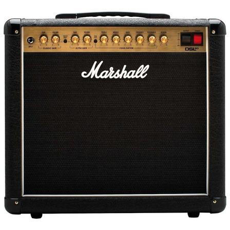 Amplificador Marshall DSL20CR Combo Valvular 20W