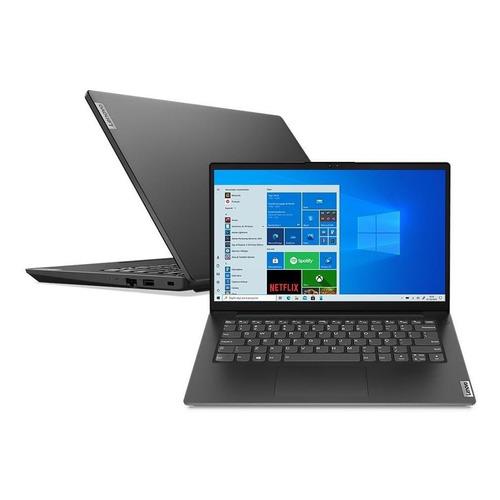 Notebook Lenovo V14 I5 8gb 256ssd Intel Iris Xe W10p 14  Fhd