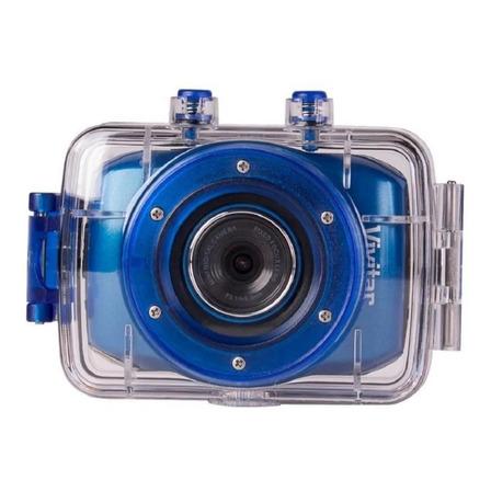 Câmera sportiva Vivitar DVR783HD HD blue