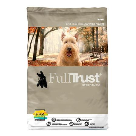 Alimento Full Trust Super Premium Adult para perro adulto de raza pequeña sabor mix en bolsa de 8kg