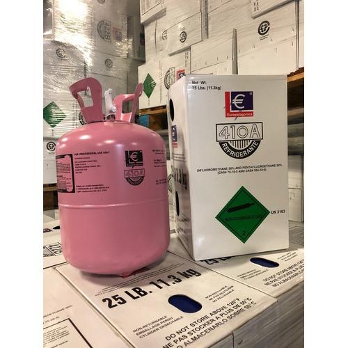 Gas Refrigerante R410a Precio Promocional!!
