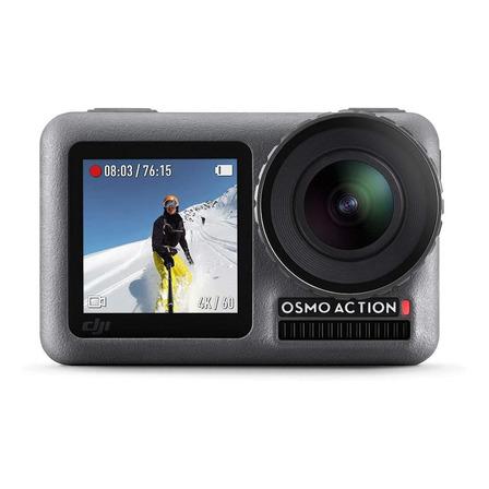 Câmera sportiva DJI Osmo Action 4K  AC001 gray