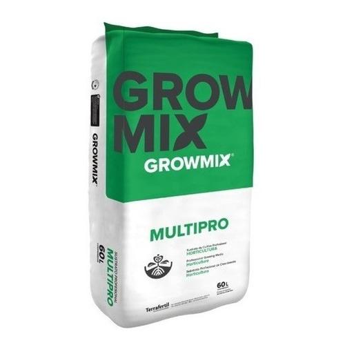 Sustrato Growmix Multipro Indoor Terrafertil 80 Litros