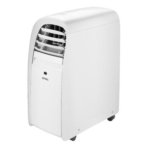 Aire acondicionado Atma portátil frío/calor 3010 frigorías blanco 220V ATP35HC2API