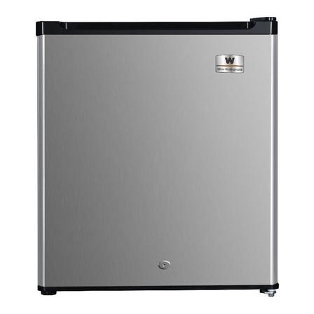 Refrigerador frigobar White Westinghouse WRD01W4HUI plateado 1.7 ft³