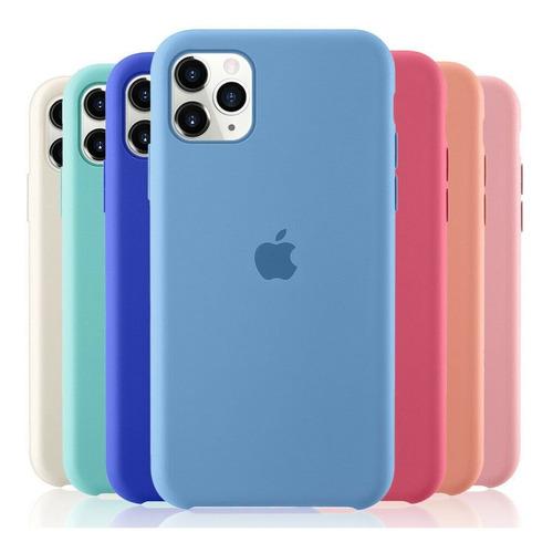 Protector Silicone Case  Original iPhone 11 11 Pro Max