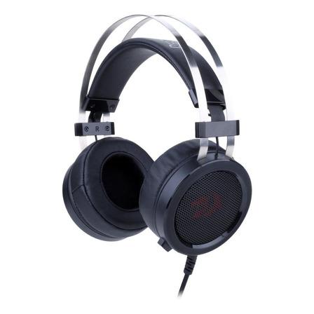 Fone de ouvido gamer Redragon SCYLLA H901 preto