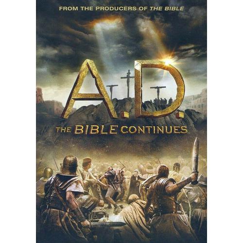 Ad The Bible Continues La Biblia Continua Serie Completa Dvd