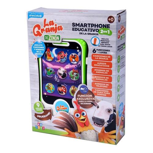 La Granja De Zenon Celular Tablet Smartphone Telefono Sonido