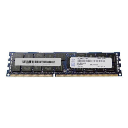 Memória RAM  16GB 1x16GB IBM 49Y1563