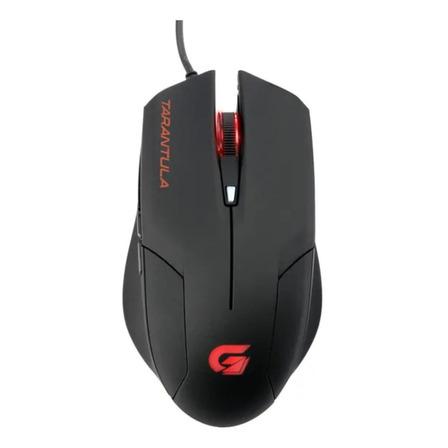 Mouse para jogo Fortrek Spider Tarantula Gamer OM-702 preto