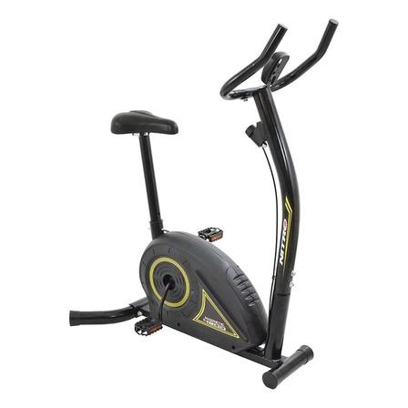 Bicicleta fija tradicional Polimet Nitro 4300 negra