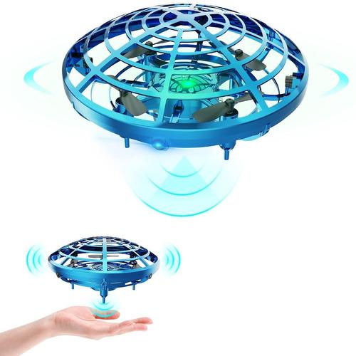 Mini Dron Para Niños Ufo Drones Con Sensores Operado A Mano
