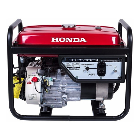 Generador portátil Honda ER2500CX-L 120V