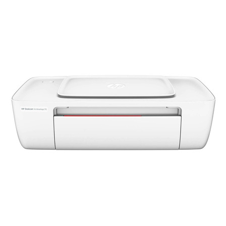 Impresora a color HP DeskJet Ink Advantage 1115 110V/220V blanca