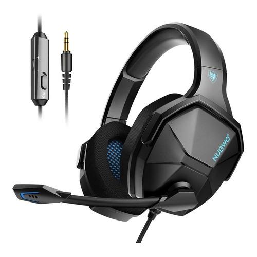 Audífonos Diadema Gamer Sonido Hd 360° Ps4 Xbox One Pc N13