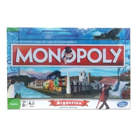 Juego de mesa Monopoly Argentina ToyCo