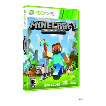 Minecraft  Standard Edition Microsoft Xbox 360  Físico