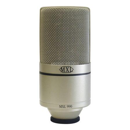 Micrófono MXL 990 cardioide