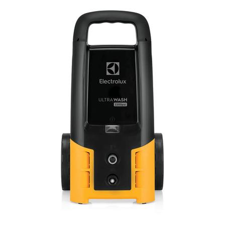 Lavadora de alta pressão Electrolux Ultra Wash UWS31 preta com 2200psi de pressão máxima 127V